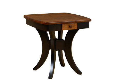 Borkholder Furniture - Galveston End Table - 20-2501XXX