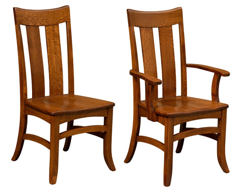Borkholder Furniture - Galveston Arm Chair - 20-9016ACX
