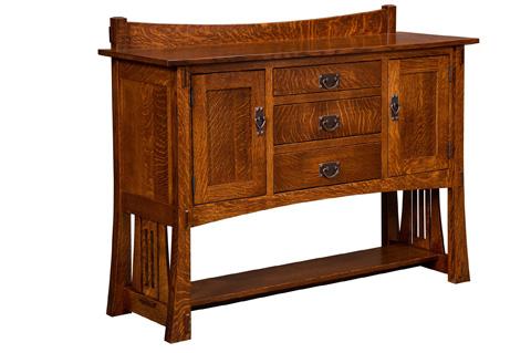 Borkholder Furniture - Highland Sideboard - 21-1101XXX