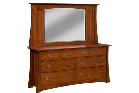 Image of Highland Standard Dresser Mirror