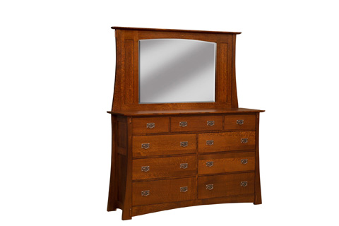 Image of Highland Mule Chest Mirror