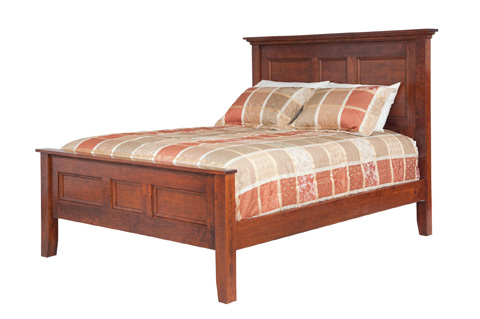 Image of Livingston Queen Panel Bed