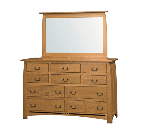 Image of Signature Ten Drawer Dresser