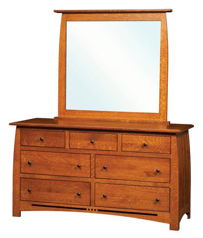 Borkholder Furniture - Signature Mirror - 30-2002XXX