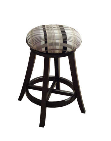 Borkholder Furniture - Turnstone Fabric Barstool - 34-1201SFX