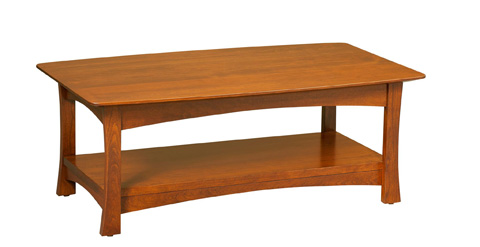 Borkholder Furniture - Manhattan Coffee Table - 38-2502XXX