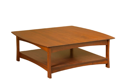 Image of Manhattan Square Coffee Table