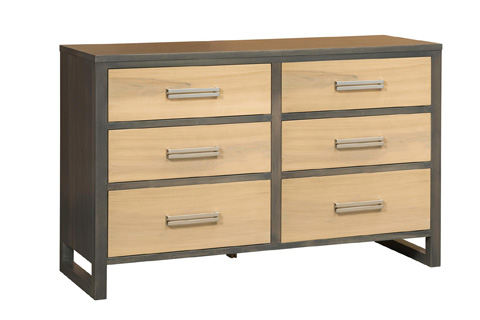 Image of Embassy Six Drawer Low Dresser
