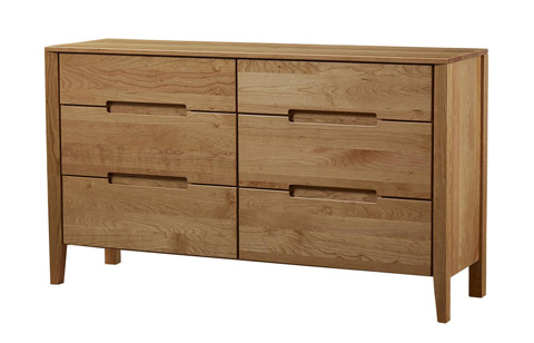 Image of Transitions Six Drawer Dresser