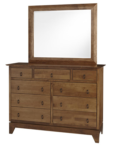 Image of Millcreek Beveled Dresser Mirror