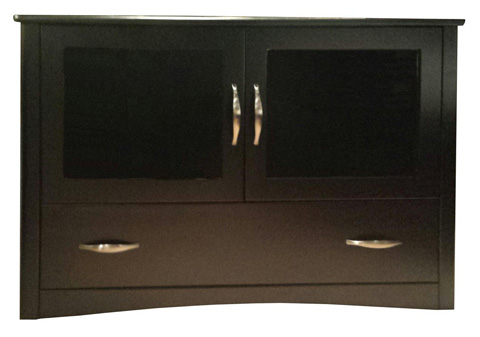 Borkholder Furniture - Carrington TV Stand - 45-2601XXX