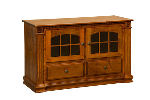 Image of Traditional TV Stand