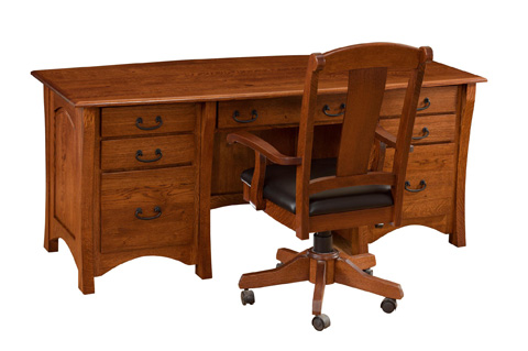 Image of Master Executive Desk