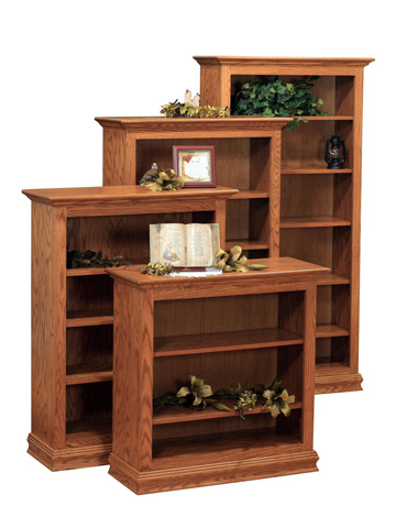Image of Traditional Bookcase