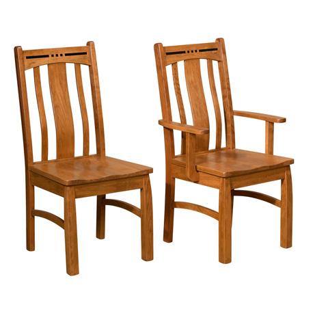 Image of Bentley Creek Arm Chair