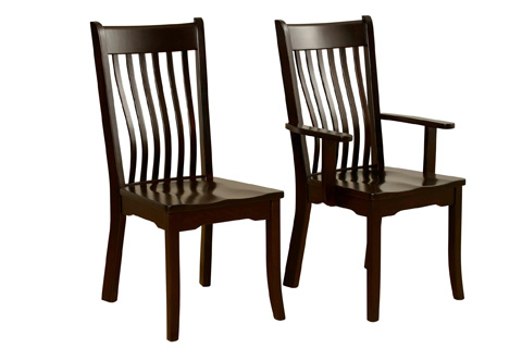 Borkholder Furniture - Broadway Side Chair - NC-9005SCX