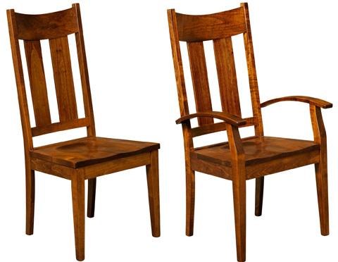 Borkholder Furniture - Lilac Side Chair - NC-9025SCX