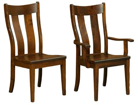 Borkholder Furniture - Richfield Arm Chair - NC-9036ACX