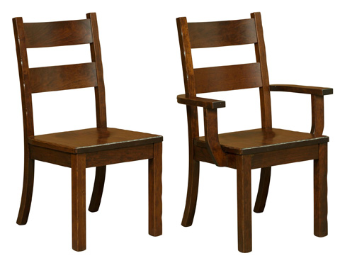 Borkholder Furniture - Western Side Chair - NC-9040SCX
