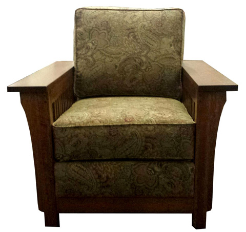 Borkholder Furniture - Bungalow Club Chair - 13-2301STD
