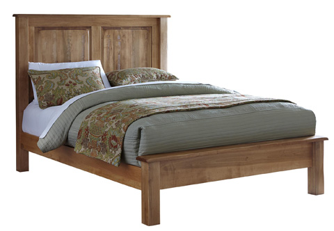 Borkholder Furniture - Burwick Panel Bed in King - 14-1501KXX