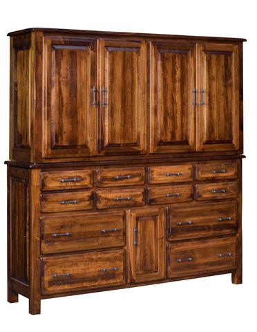 Borkholder Furniture - Burwick Mule Chest - 14-1807XXX