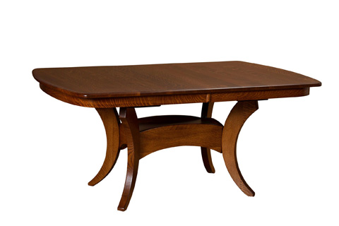 Borkholder Furniture - Galveston Dining Table - 20-8001LF2