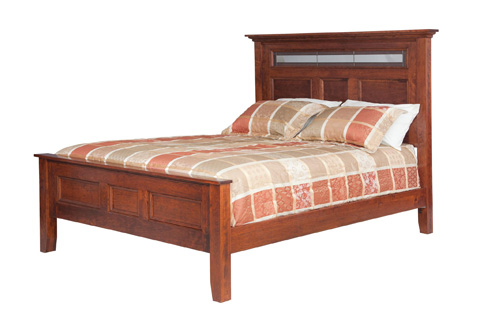 Image of Livingston Deluxe Bed in King