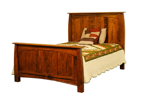Image of Signature Panel Bed in King