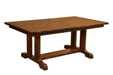Image of Burwick Trestle Dining Table