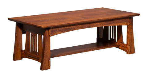 Image of Highland Coffee Table