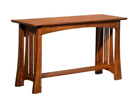 Borkholder Furniture - Highland Sofa Table - 21-2504XXX