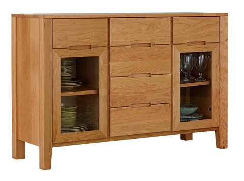 Borkholder Furniture - Transitions Server Sideboard - 40-1101XXX