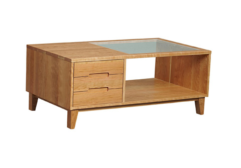Image of Transitions Rectangular Cocktail Table