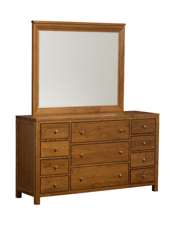 Image of Sunset Hills Eleven Drawer Dresser