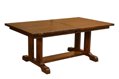 Image of Burwick Trestle Dining Table