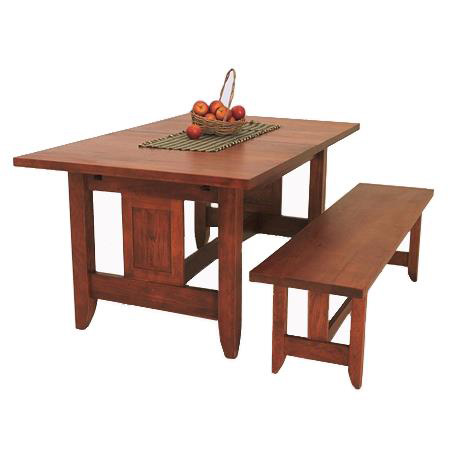 Image of Reunion Trestle Dining Table