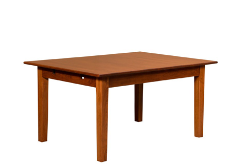 Image of First Settlers Solid Top Dining Table