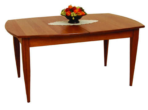 Image of River Bend Solid Top Dining Table