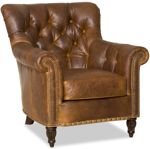Image of Kirby Tufted Chair