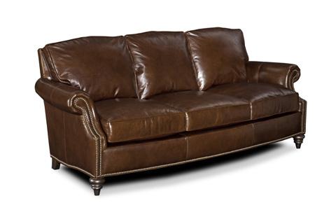 Bradington Young - Xander Stationary Sofa 8-Way Tie - 754-95