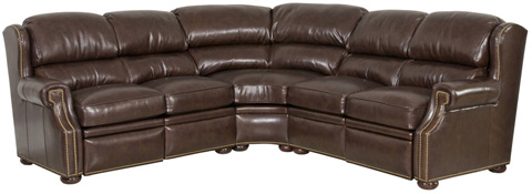 Bradington Young - Reid Sectional - 912 SECT