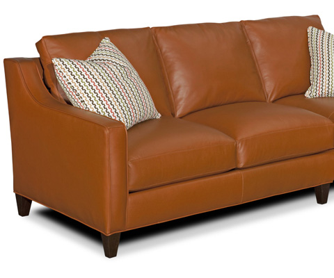 Image of Twirl Left Arm Stationary Loveseat