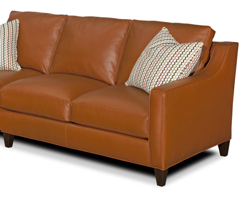 Bradington Young - Twirl Right Arm Stationary Loveseat - E110-58