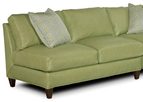 Image of Wiki Armless Loveseat