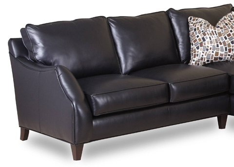 Image of Laconica Left Arm Stationary Loveseat