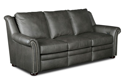 Image of Newman Power Reclining Sofa