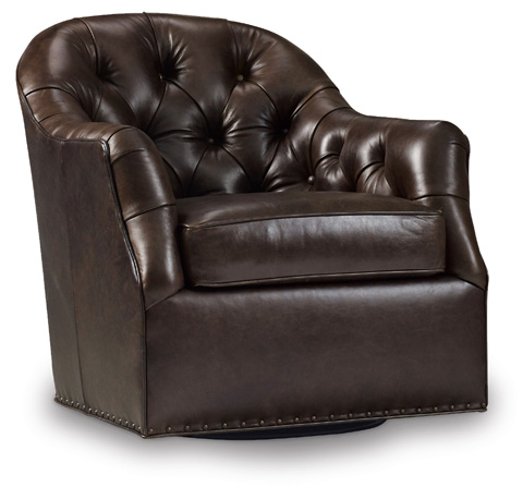 Bradington Young - Lowery Swivel Chair - 333-25SW