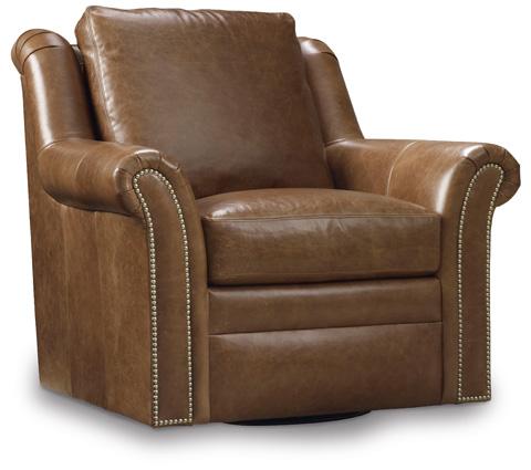 Bradington Young - Newman Swivel Chair - 916-25SW