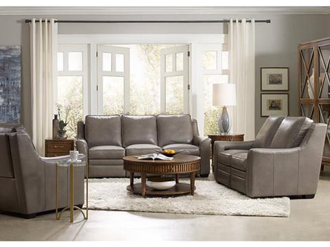 Image of Kerley Two Piece Reclining Living Room Collection